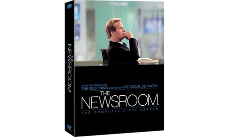 Newsroom, The: The Complete First Season (DVD) 69c23c60-183d-4742-8690-b6a9ace318e7