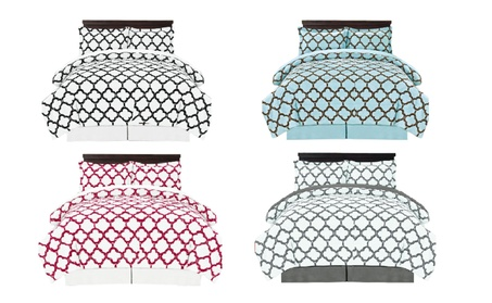 Couture Home Collection 8-Piece Reversible Bed-in-a-Bag Set 7a4cef2d-df4f-4e40-9004-309811598f5f