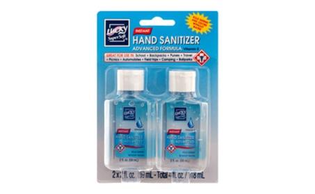 Hand Sanitizer 2-Pack 4z Vitamin E Lucky b7d35bc2-3de2-4387-974a-ca020398621e