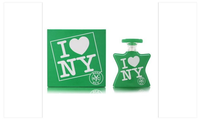 WRISTWATCHERY: Bond No 9 I Love New York Earth Day Cologne, 1.7 Ounce