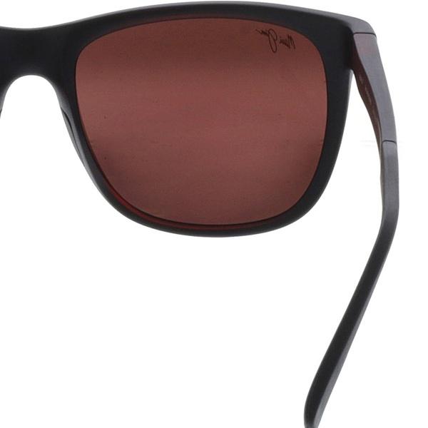 1d30b82939 Maui Jim Men's Polarized Tail Slide R740-02MB Black Square Sunglasses    Groupon
