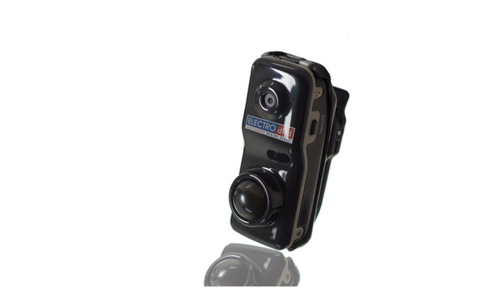 Ultra-Small Portable PIR Motion Activated Security Surveillance Camera