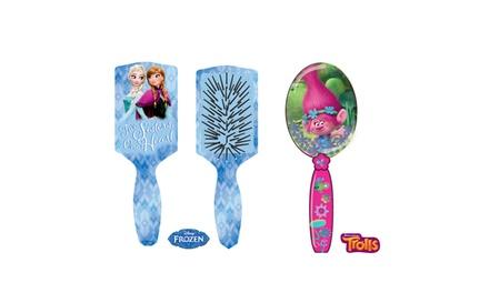 Disney Frozen Hair Brush or Dreamworks Troll Hair Brush