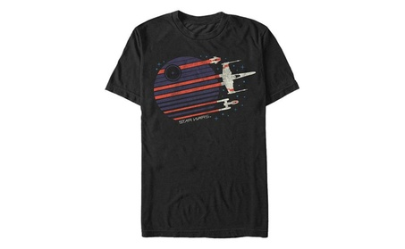 Star Wars Men's Rebel Flyby T-Shirt 21741a88-0a9f-454f-9b19-1999926f5d45