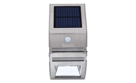 Solar Lights, Waterproof Stainless Steel Motion Sensor Security Light a92dcf20-8c95-47e2-97b1-26196fbee17f