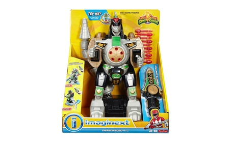 Fisher-Price Imaginext Power Rangers Green Ranger & Dragonzord RC d50cff8a-7f1e-4fe7-8188-3bf79353ebb4