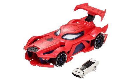 Marvel Hot Wheels Spider-Man Web-Car Launcher 3f8c289b-2dab-42cc-ab96-935dd8cc5395