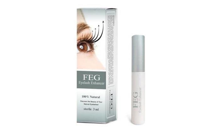 24c24ced738 Up To 60% Off on FEG Natural Eyelash Enhancer ... | Groupon Goods