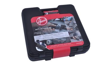 Hoover 9-Piece Auto Detailing Vacuum Kit
