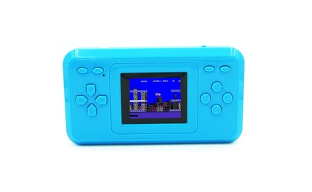 Video Games Portable Handheld Console with Speaker (Blue) 41b1e476-241b-40e5-b398-abce777ebcf0