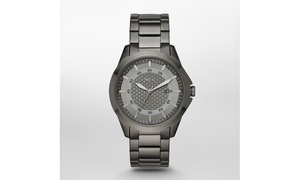 Relic Men's 'Grays' Quartz Stainless Steel Casual Watch