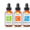 Vitamin C Serum, Topical Facial Serum with Hyaluronic Acid & Vitamin E