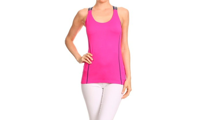 Lady'S Seamless Top