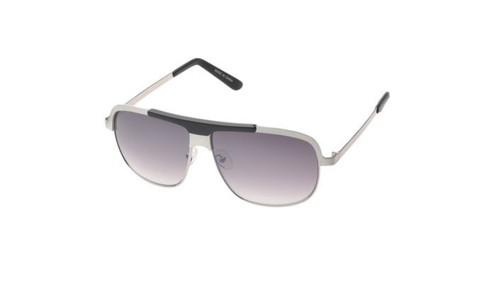 MLC Eyewear 'Centerville Rectangle Fashion Sunglasses