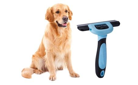 Dog Brush Cat Brush De Shedding Brush Grooming Tool d680aa78-01bd-4593-b2f7-40cb5e5dc307