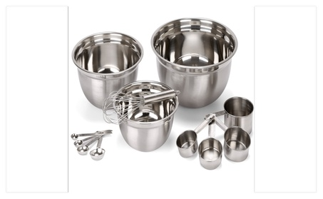 12 Piece Stainless Steel Mixing Bowls 67c4a0cc-a2b6-4ca0-8f7d-06439b33cd09