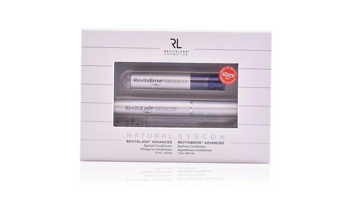 d72fc6c2399 Revitalash Advanced Eyelash Conditioner 3.5ml FREE Revitabrow 1.5ml |  Groupon