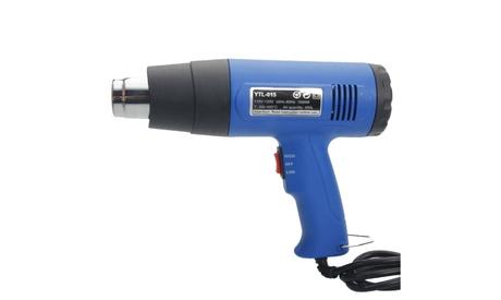 1500W 110V Dual Temperature Hot Air Heat Gun with 4 Nozzle photo