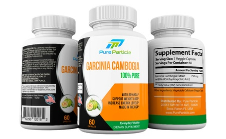 Garcinia Cambogia Weight Loss Pills, The Original 100 % Pure Garcinia