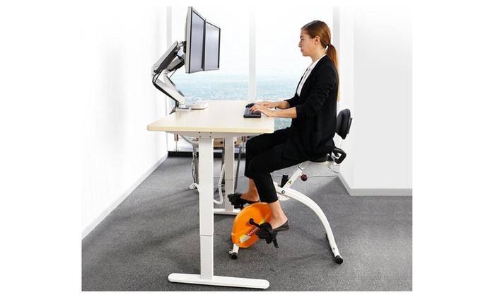 Loctek U1 Under-desk Stationary Bicycle - Ergonomically Designed