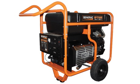 Generac 5735 - 17500 Watt Electric Start Portable Generator, 49-State 91bd5311-3e5f-467d-b4c1-1d9813ce29f5