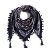 Fashion Women's Cotton Linen Soft Long Shawl Wrap Stole Scarf