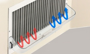 Magnetic Heat and Air Deflectors for Vents and Ceiling Registers
