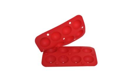 Cake Pops Silicone Baking 8 Cup Tasty Pop Guide Housewares Mold Tray 3ba4ab2e-09a5-4785-8303-b287e0497206
