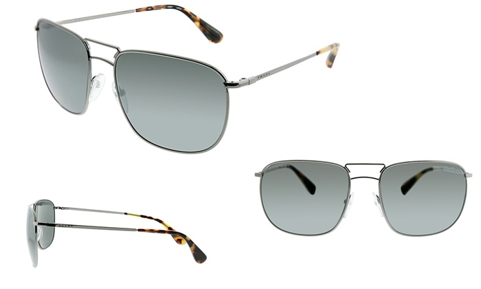 76109f09 Prada Sunglasses for Men and Women | Groupon