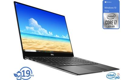 "Dell XPS 7390, 13"" FHD, i7-10510U, 8GB RAM, 256GB SSD, Windows 10 Home"