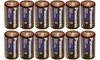 Panasonic Size D Super Heavy Duty Battery 24 PACK.