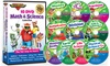 Rock n Learn Math  Science 10 DVD Collection