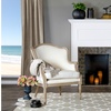 Charlemagne Traditional French Accent Chair