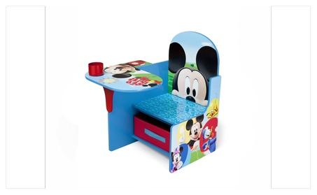 Delta Children Chair Desk With Storage Bin Disney Mickey Mouse ea3a7f48-8419-43dc-9690-3333ebfeb184