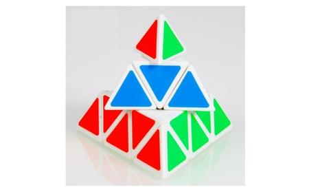 3x3x3 Pyraminx Rubik's Magic Cube Puzzle Toy dabde62e-53ac-4bb0-894f-819984364daf