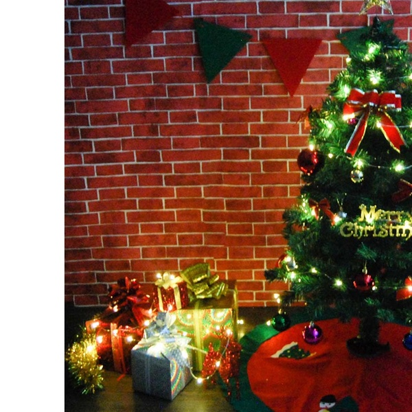 Perfect Holiday 120L Mini LED 2-Meter 6-Strip Multi-Color /& Mode String Light