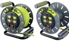Masterplug Extension Cord Reels and Accessories (3' Reel, 40', 60', or 80' Cord)