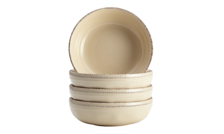 Rachael Ray Cucina Dinnerware 4-Piece Stoneware Fruit Bowl Set cc1462de-cf02-41a4-87d1-92fd2bf74ed3