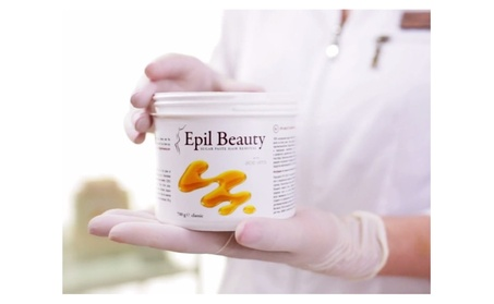 Epil Beauty Sugar Paste Hair Removal Organic Wax with Aloe Vera 3f4971b5-b025-488f-8104-b757ae8c2ac2