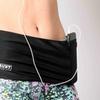 Women's Fitness Belt for Running holds iPhone Money Keys