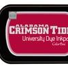 University of Alabama Colorbox Dye Inkpad Crimson