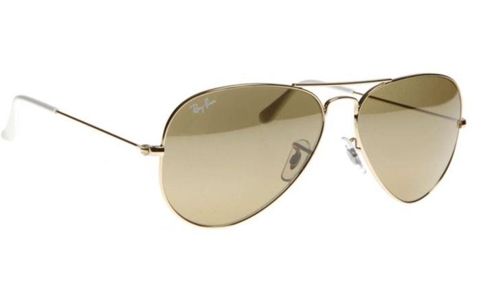 1e9ef3137e Ray-Ban Aviator Gold Mens Sunglasses RB3025-001/3K-62