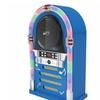 Retro Desktop Jukebox with Bluetooth, CD Player, FM Radio, Light Show