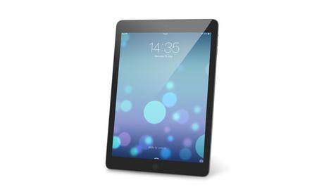 Apple iPad Air 64GB or 128GB WiFi Tablet (Refurbished A-Grade) w/ MFi-Certified Lightning Generic Power Adapter 6700ff5c-6262-4947-b101-c55005fa17b0