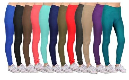 Womens Juniors Fashion Activewear Leggings - Yoga Pants 72200e78-11b6-42c3-ae06-e0fb77463b85