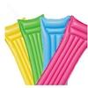 Inflatable Swim Swimming Pool Beach Sun Mat Air Bed Lilo(Color Random)