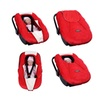 Baby Car Seat Covers Stroller Accessories Canopy Cover