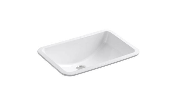 Charmant KOHLER K 2214 0 Ladena Undercounter Bathroom Sink, ...