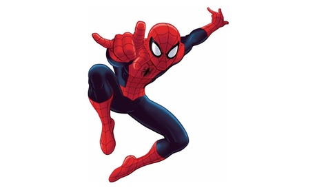 Roommates Ultimate Spider-Man Giant Wall Decal 68a4725a-5445-4813-98f1-14f922e28b6a