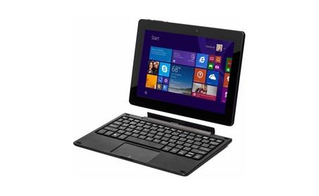 Newest EFUN Nextbook Flexx 10.1 Touchscreen Convertible Tablet Laptop